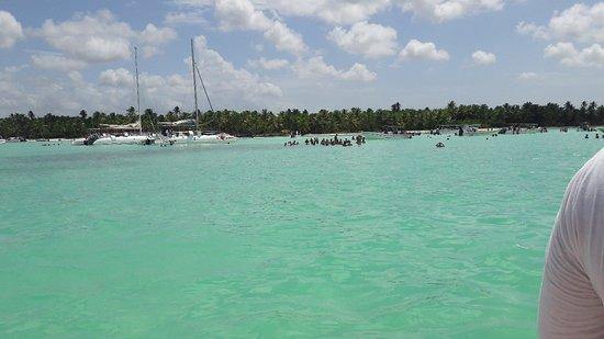 Isla Saona: 20180812_105419_large.jpg