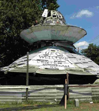 Bowman, SC: UFO