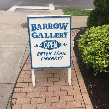 John D. Barrow Art Gallery