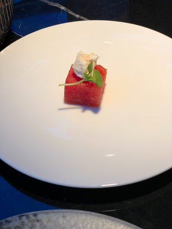 Vegetarian Amuse Bouche Picture Of Jean Georges At The Connaught London Tripadvisor