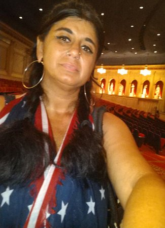 Epcot World Showcase: At the American Adventure Theater