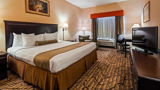 Danville, PA: Guest Room