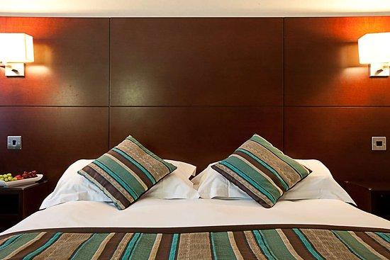 Danubius Hotel Regents Park: Standard Double Room