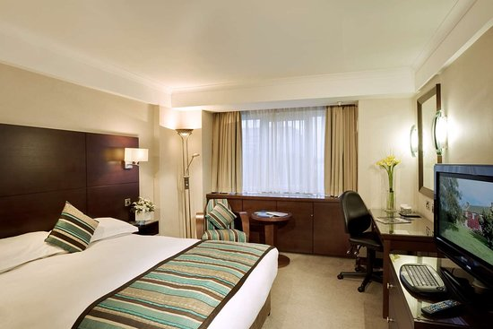 Danubius Hotel Regents Park: Superior Double With View