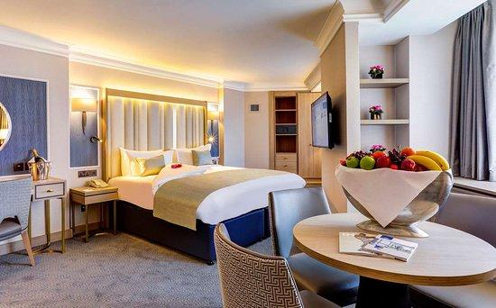 Danubius Hotel Regents Park: Deluxe Junior Suite