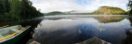 Riviere-A-Pierre, Canada: lac bellevue
