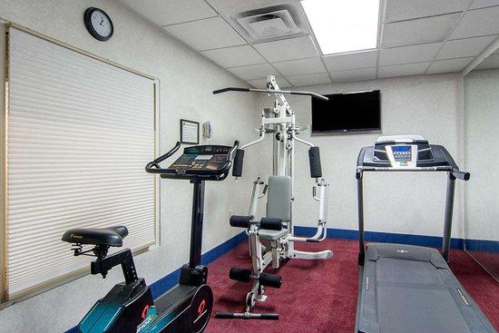 Union City, GA: Fitness center