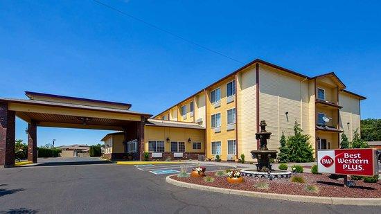 Best Western Plus Walla Walla Suites Inn: Exterior