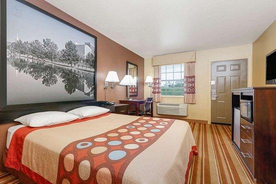 Vinita, Оклахома: Guest room