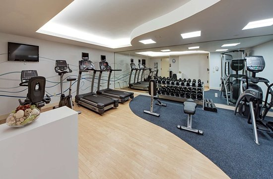 Fitness Center Picture Of Wyndham Garden Chinatown New York City Tripadvisor