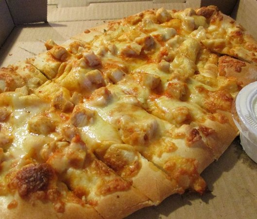 Cheney, Вашингтон: Buffalo Chicken Cheese Bread...