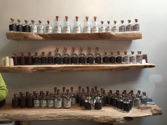 Salt Spring Shine Craft Distillery