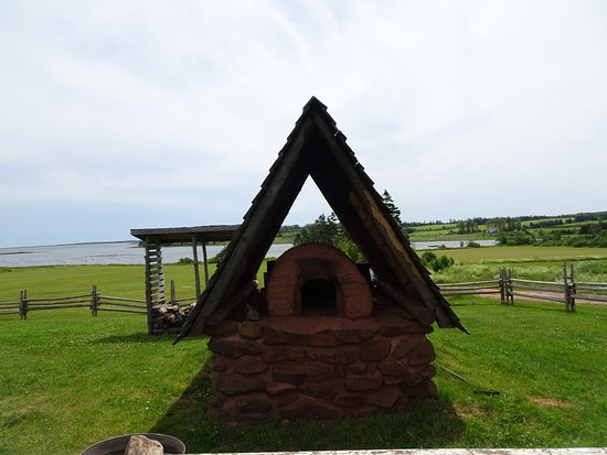 Rustico, Canada: Doucet House
