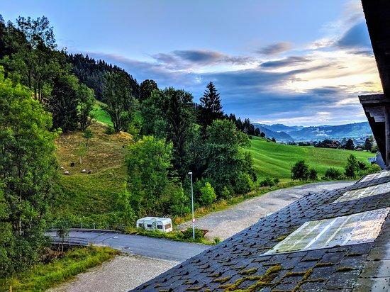 Mornings in Marbach