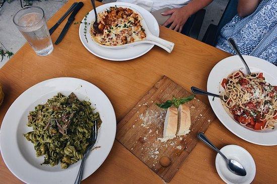 Blacksburg, VA: Lunch