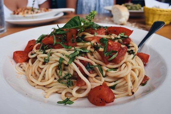 Blacksburg, VA: Roma Spaghetti