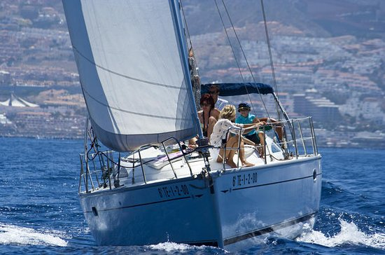 Tenerife 3-Hour Luxury Sailboat Tour...