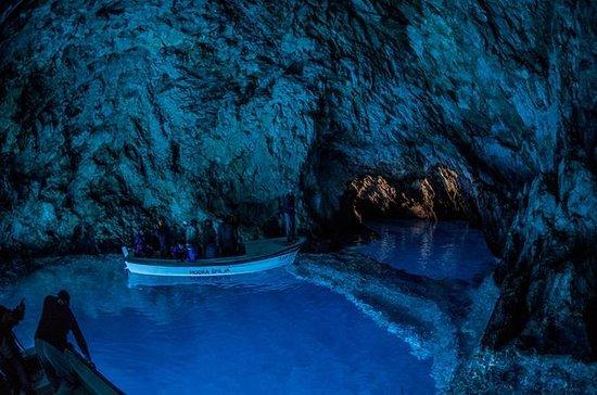 Blue Cave og Five Islands Tour