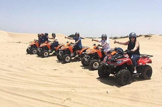 Full-Day Quad bike Aventura desde...