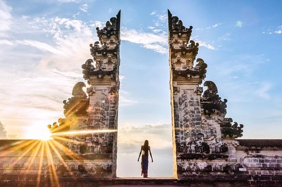Gate of Heaven - Water Palace - Taman...