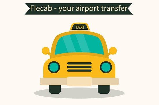 Private transfer from Piran or Portoroz to airport Ljubljana
