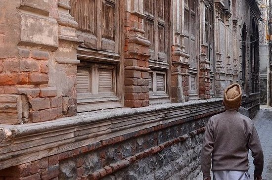 Gange av gamle Srinagar