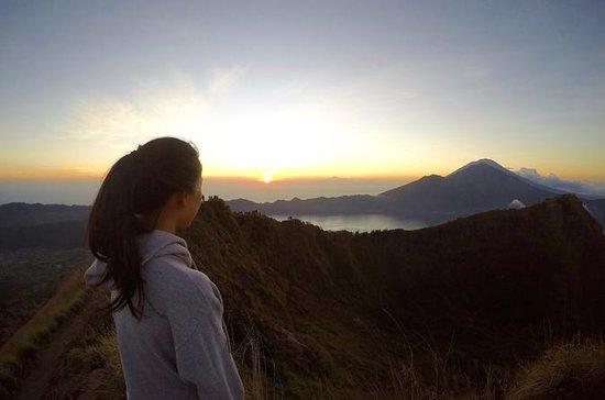 Vulcão Monte Batur Nascer do sol Trek...
