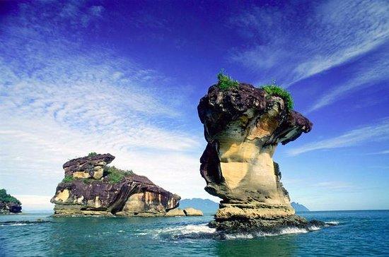 Sarawak Bako National Park with Sea...