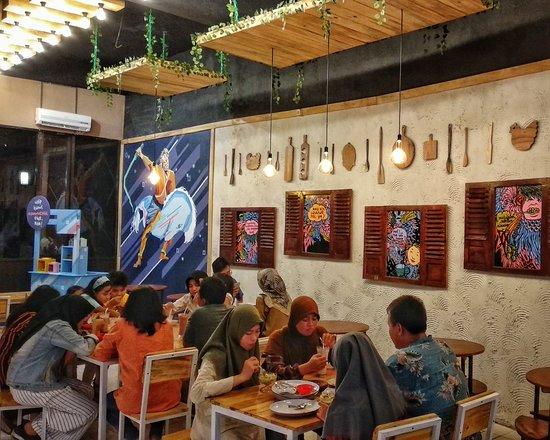 Pondok Bambu Pojok Kuliner Kediri Restaurant Reviews