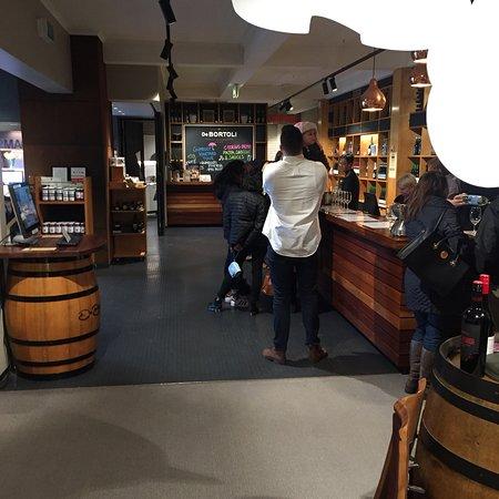 Good wines and good cellar door