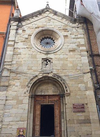 Cingoli:  Chiesa di San Girolamo