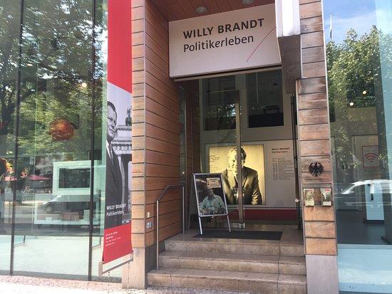 Willy Brandt Haus Berlin Picture Of Willy Brandt Haus Berlin