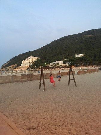 Bilde fra Playa Cala Llonga