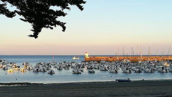 Sarzeau, France: Port de St Jacques