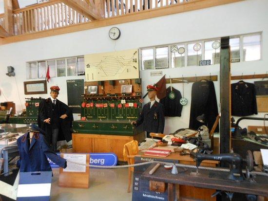 Waldviertler Eisenbahnmuseum