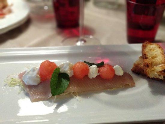 Restaurant Antica Osteria: IMG_20180814_202021_large.jpg