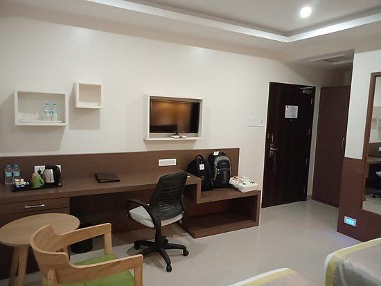 Talegaon, Индия: Amenitieis in Rooms