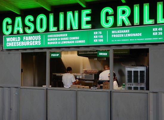Gasoline Grill  - Picture of Gasoline Grill, Copenhagen - TripAdvisor