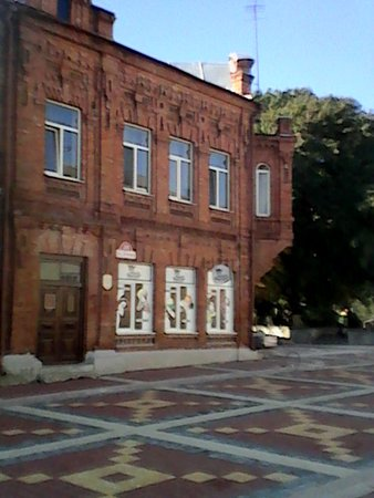 Pinsk, Belarus: пешеходная ул