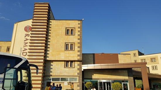 華美卡帕多西亞酒店: 飯店外觀