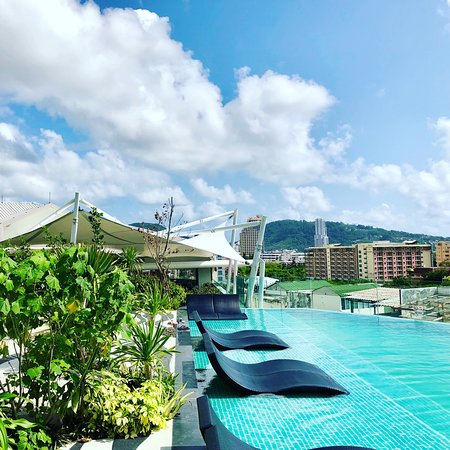 Oakwood Hotel JourneyHub Phuket Foto