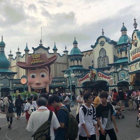 Tokyo DisneySea Photo