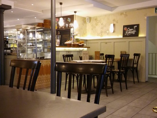 Cafe Restaurant Mohrenkopf照片