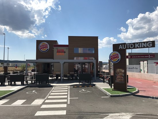 Carte Des Burger King Espagne.Burger King La Jonquera Highway Ap 7 Km 7 Restaurant Avis