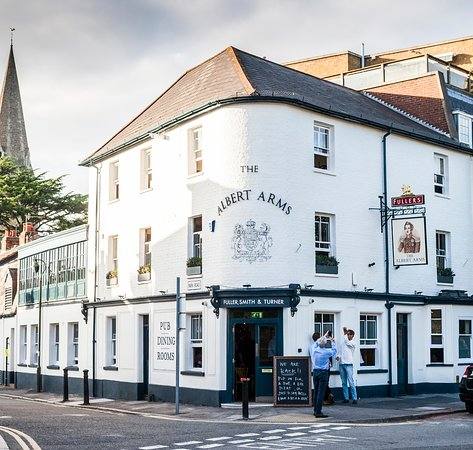 The Albert Arms Esher Updated 2019 Restaurant Reviews