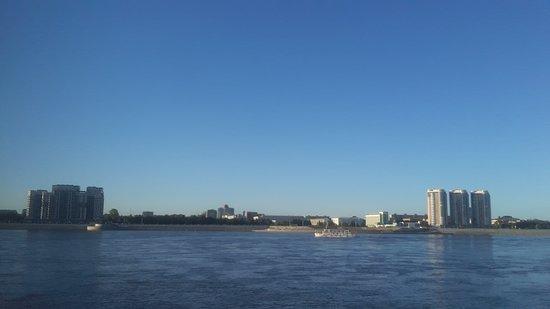 Heihe River Island