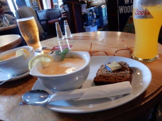 Crosshaven, Ireland: Mad Fish Soup