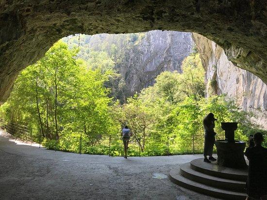 Skocjan Caves Park
