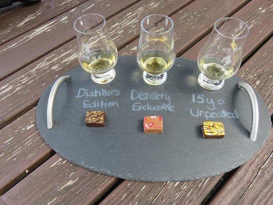 Port Askaig, UK: Caol Ila Distillery