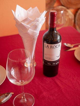 Mèo Vạc, Việt Nam: Red Wine from Chile